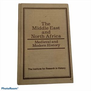 The Middle East and North Africa Book